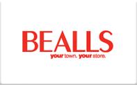 Buy Bealls Texas Gift Card