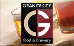 Sell Granite City Food & Brewery Gift Card