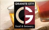 Buy Granite City Food & Brewery Gift Card