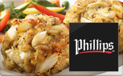 Sell Phillips Seafood Gift Card