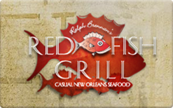 Sell Red Fish Grill Gift Card