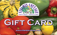 Buy Vitamin Cottage Gift Card
