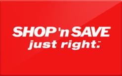Buy SHOP 'n SAVE (East Coast) Gift Card
