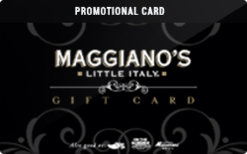 Sell Maggiano's - Be Our Guest Gift Card