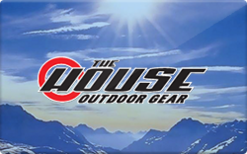 Buy The House Outdoor Gear Gift Card