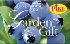 Sell Pike Nursery Gift Card