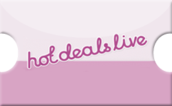 Sell Hot Deals Live Gift Card