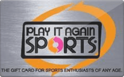 Sell Play it Again Sports Gift Card