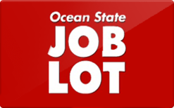 Sell Ocean State Job Lot Gift Card
