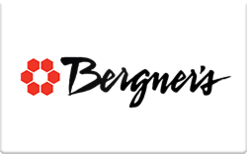 Sell Bergner's Gift Card