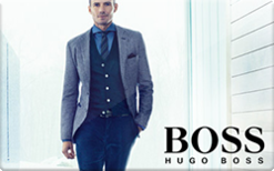 Sell Hugo Boss Gift Card