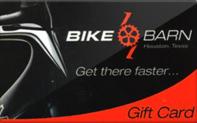 Buy Bike Barn Gift Card
