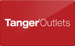 Sell Tanger Outlets Gift Card