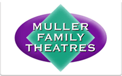 Buy Muller Family Theaters Gift Card