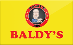 Sell Baldy's BBQ Gift Card