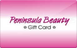 Sell Peninsula Beauty Gift Card