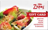 Buy Cafe Zupas Gift Card