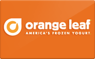 Buy Orange Leaf Gift Card