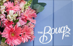 Sell The Bouqs Flowers Gift Card