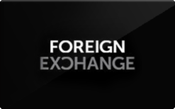 Sell Foreign Exchange Gift Card
