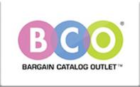 Buy Bargain Catalog Outlet Gift Card