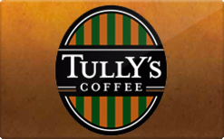 Sell Tully's Coffee Gift Card