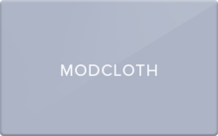 Sell ModCloth Gift Card