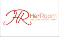 Buy HerRoom Gift Card