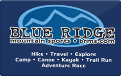 Buy Blue Ridge Mountain Sports Gift Card