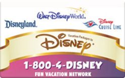 Sell Fun Vacation Network Gift Card