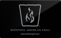 Sell Redstone American Grill Gift Card