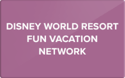 Buy Disney World Resort - Fun Vacation Network Gift Card
