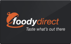 Sell FoodyDirect Gift Card
