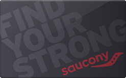 Sell Saucony Gift Card