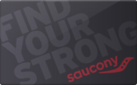 Buy Saucony Gift Card