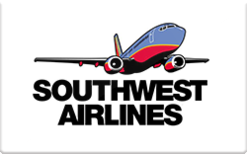 Buy Southwest LUV Voucher Gift Card