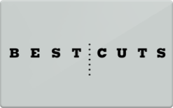 Sell Best Cuts Gift Card
