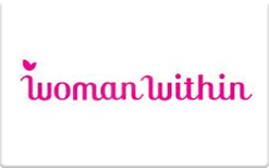 Sell Woman Within Gift Card