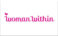 Buy Woman Within Gift Card