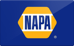 Buy NAPA Auto Parts Gift Card