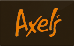 Sell Axel's Restaurant Gift Card