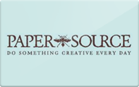 Buy Paper Source Gift Card