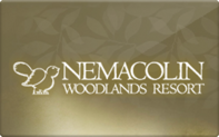 Buy Nemacolin Woodlands Resort Gift Card