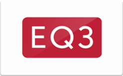Sell EQ3 Gift Card