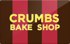 Sell Crumbs Bake Shop Gift Card