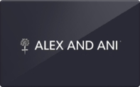 Buy Alex and Ani Gift Card