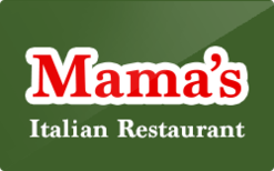 Sell Mama's Italian Restaurant Gift Card