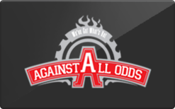 Buy Against All Odds Gift Card