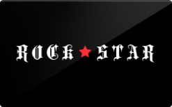 Buy Rock Star Gift Card