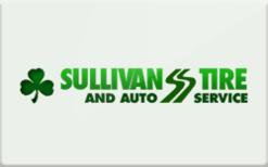 Buy Sullivan Tire & Auto Service Gift Card